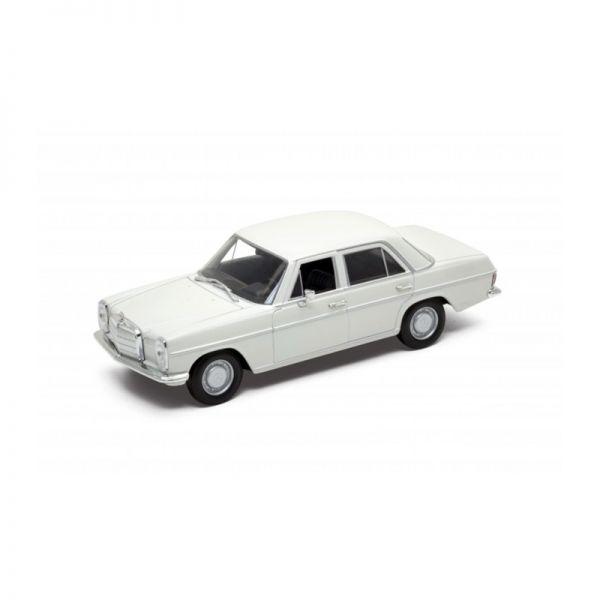 Welly 24091 Mercedes Benz 220 (W115) -/8 weiss Maßstab 1:24