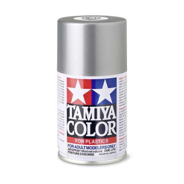 Tamiya 85017 Farbe TS-17 Aluminium Silber glänzend 100ml Spray