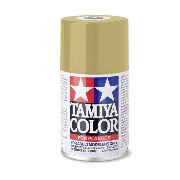 Tamiya 85046 Farbe TS-46 Sand Hell matt 100ml Spray