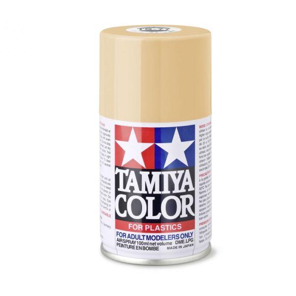 Tamiya 85077 Farbe TS-77 Fleischfarben matt 100ml Spray