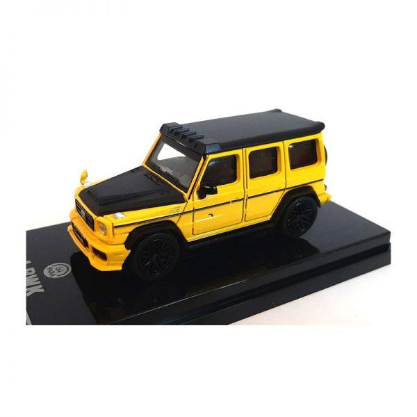 "Para64 55164 Mercedes Benz AMG G63 ""LBWK"" Liberty Works gelb Maßstab 1:64"