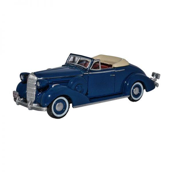 Oxford 87BS36005 Buick Special Convertible blau Maßstab 1:87
