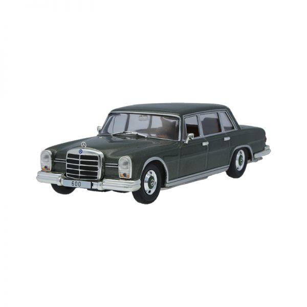 Modellauto B66041056 Mercedes Benz 600 (W100) grün metallic Maßstab 1:43