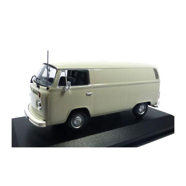 Maxichamps 940053060 VW T2 Kastenwagen grau Maßstab 1:43