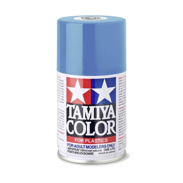 Tamiya 85010 Farbe TS-10 Französisch-Blau glänzend 100ml Spray