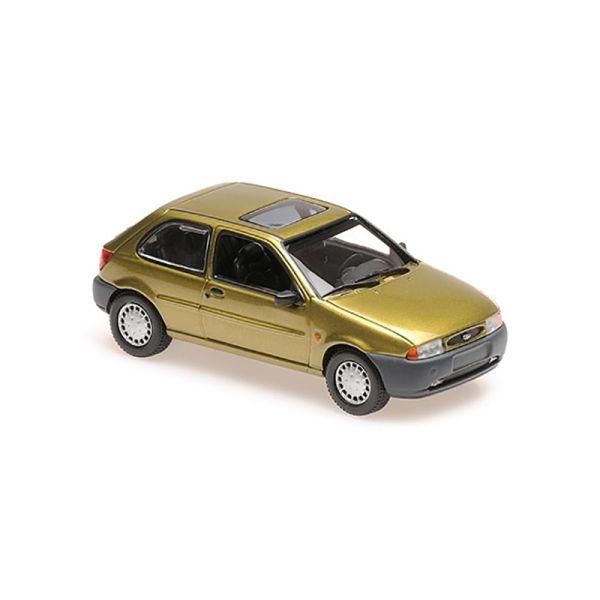 Maxichamps 940085060 Ford Fiesta gold metallic Maßstab 1:43