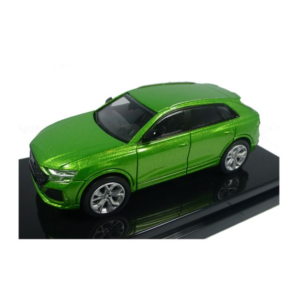 Para64 65171 Audi RS Q8 (RHD) grün metallic Maßstab 1:64