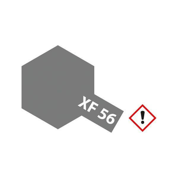 Tamiya 81356 Farbe XF-56 Metallic Grau matt 23ml
