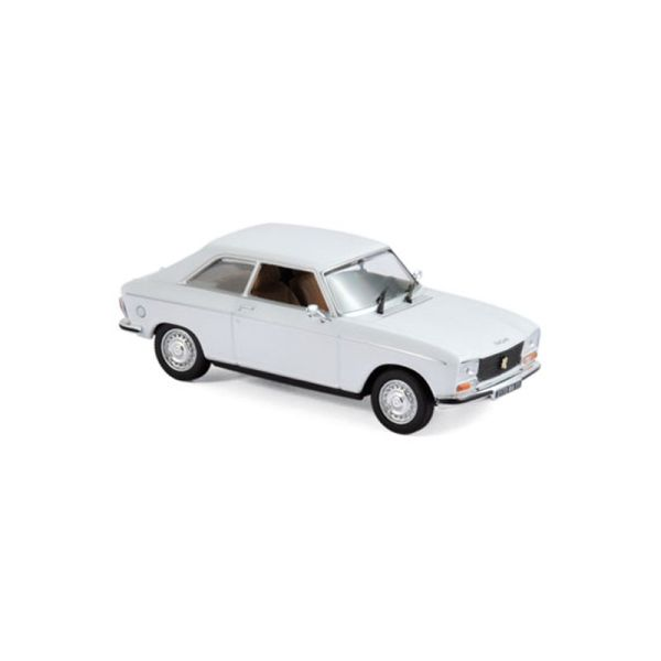 Norev 473413 Peugeot 304 S Coupe weiss 1974 Maßstab 1:43