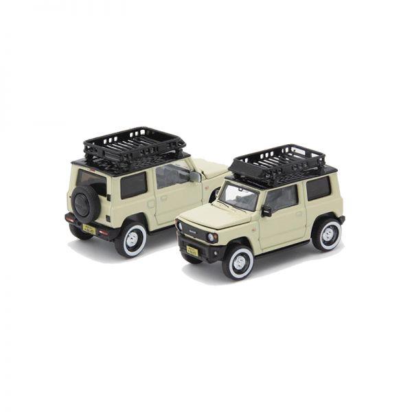 Era Car 12 Suzuki Jimny beige Maßstab 1:64