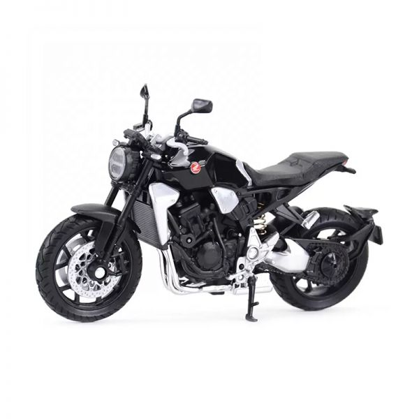 Welly 12852 Honda CB1000R schwarz Maßstab 1:18 Modellmotorrad