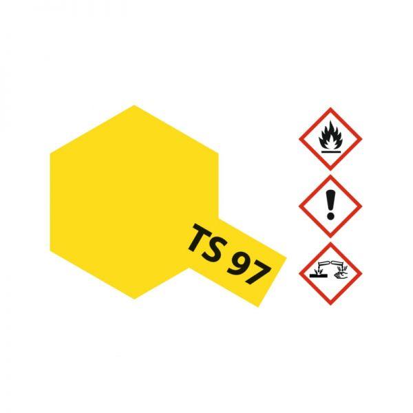 Tamiya 85097 Farbe TS-97 Perl-Gelb glänzend 100ml Spray