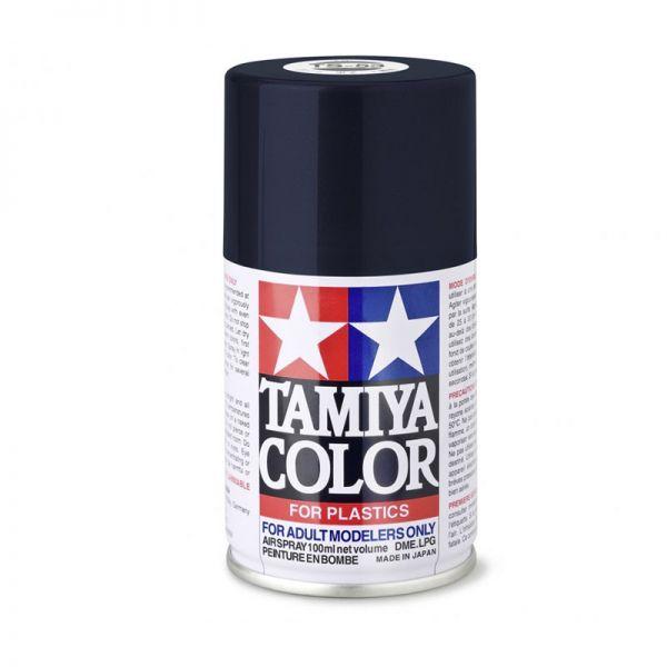 Tamiya 85064 Farbe TS-64 Mica Dunkelblau (Glimmer) glänzend 100ml Spray
