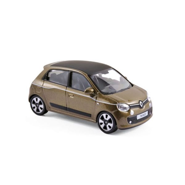 Norev 517415 Renault Twingo braun metallic 2014 Maßstab 1:43