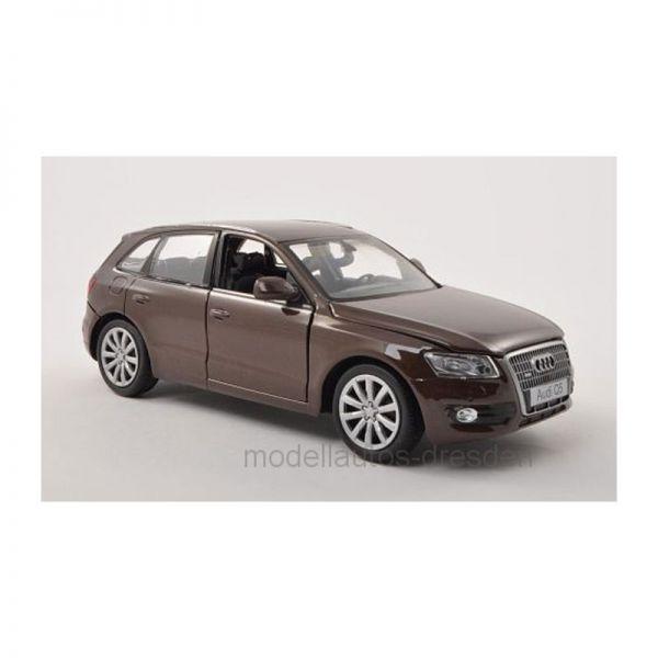 Motormax 73385 Audi Q5 braun metallic Maßstab 1:24