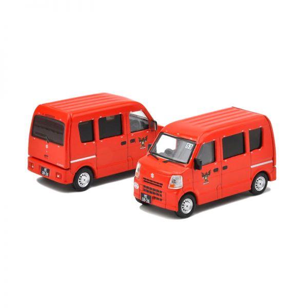 "Era Car 40 Suzuki Every ""Macau Feuerwehr"" rot Maßstab 1:64"