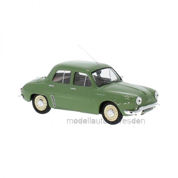 IXO Models CLC322 Renault Dauphine grün Maßstab 1:43