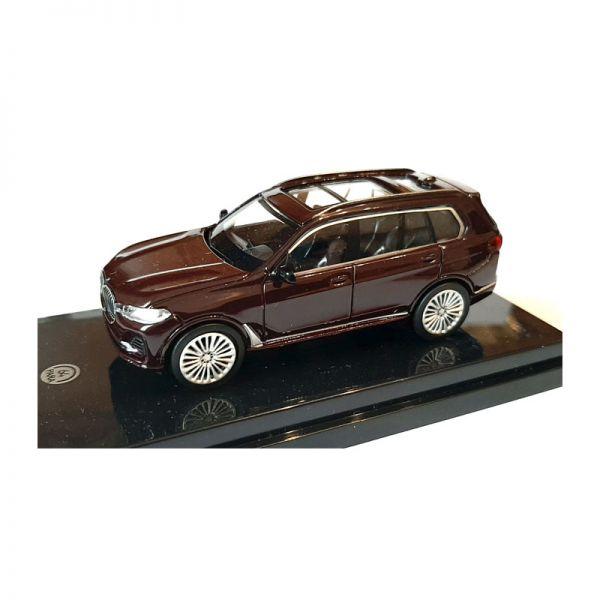 Para64 55194 BMW X7 (LHD) braun Maßstab 1:64