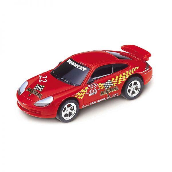 "P&S 17104 Porsche GT3 ""Bardahl"" rot Maßstab 1:43"