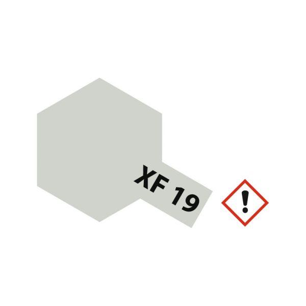 Tamiya 81319 Farbe XF-19 Himmelgrau matt 23ml