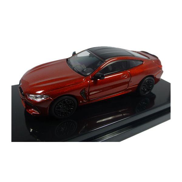 Para64 65211 BMW M8 Coupe (RHD) rot metallic Maßstab 1:64