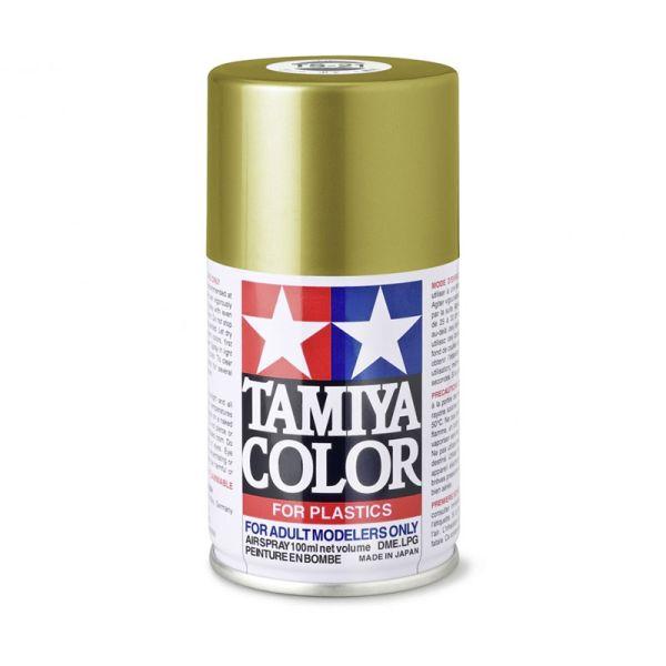 Tamiya 85021 Farbe TS-21 Gold glänzend 100ml Spray