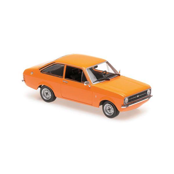 Maxichamps 940084101 Ford Escort orange Maßstab 1:43