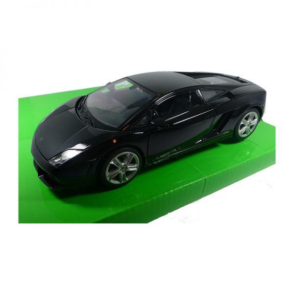 Welly 24005 Lamborghini Gallardo LP560-4 schwarz Maßstab 1:24