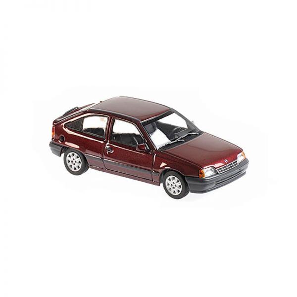 Maxichamps 940045901 Opel Kadett E dunkelrot metallic Maßstab 1:43