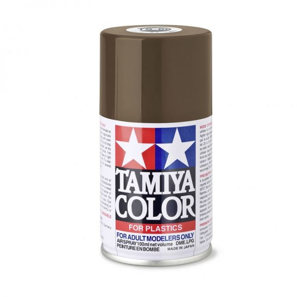 Tamiya 85069 Farbe TS-69 Linoleum Deck Braun matt 100ml Spray