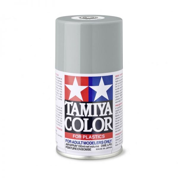 Tamiya 85032 Farbe TS-32 Nebelgrau matt 100ml Spray