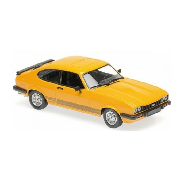 Maxichamps 940082221 Ford Capri orange Maßstab 1:43