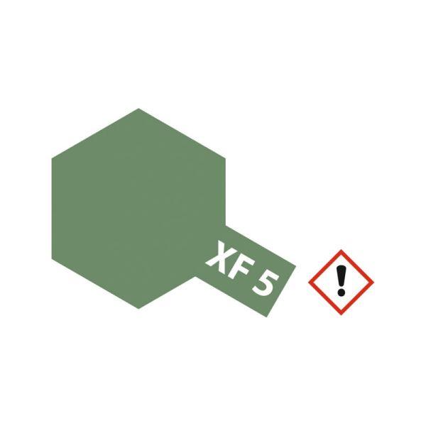 Tamiya 81305 Farbe XF-5 Grün matt 23ml