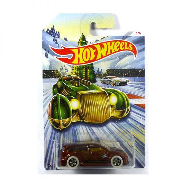 Hot Wheels W3099-63 Audacious braun metallic - Winter Serie Maßstab 1:64