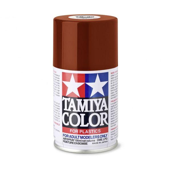 Tamiya 85033 Farbe TS-33 Rumpf-Rot matt 100ml Spray