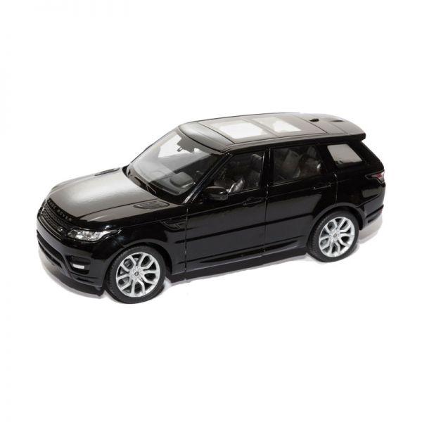 Welly 24059 Range Rover Sport schwarz Maßstab 1:24