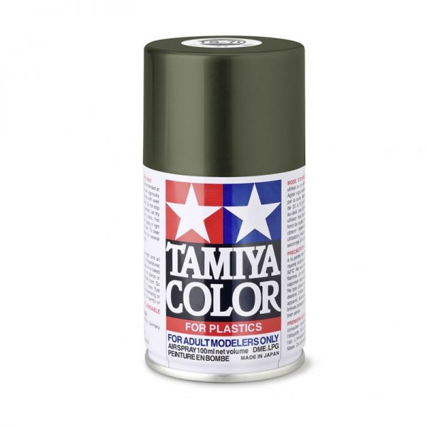 Tamiya 85070 Farbe TS-70 Braunoliv (Olive Drab) matt 100ml Spray