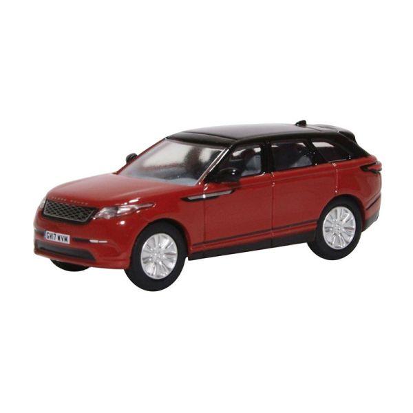 Oxford 76VEL001 Range Rover Velar dunkelrot Maßstab 1:76