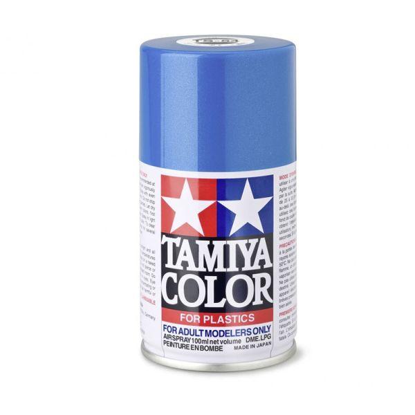 Tamiya 85054 Farbe TS-54 Metallic Hellblau glänzend 100ml Spray