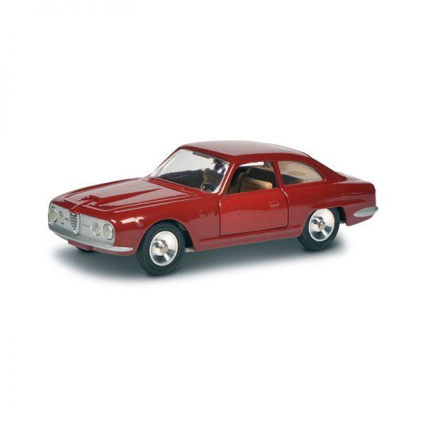 Solido S1001251 Alfa Romeo 2600 Sprint rot - Club Version Maßstab 1:43