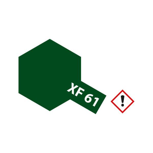Tamiya 81361 Farbe XF-61 Dunkelgrün matt 23ml