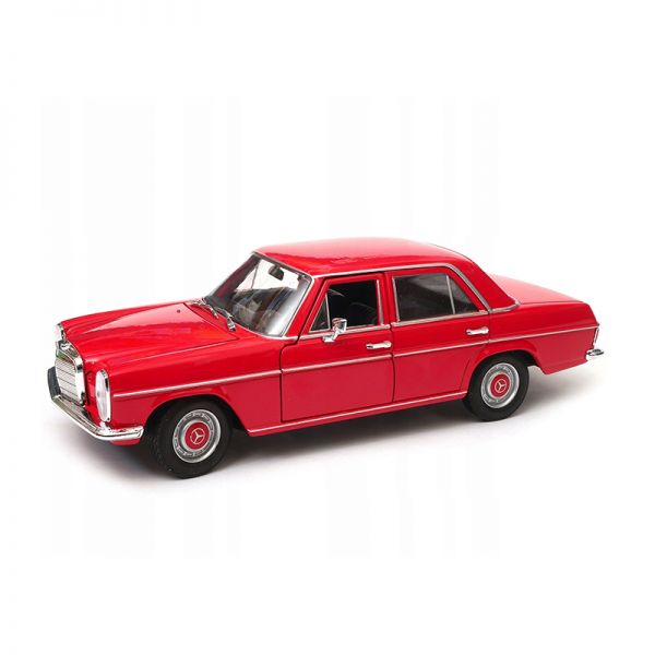 Welly 24091 Mercedes Benz 220 (W115) -/8 rot Maßstab 1:24