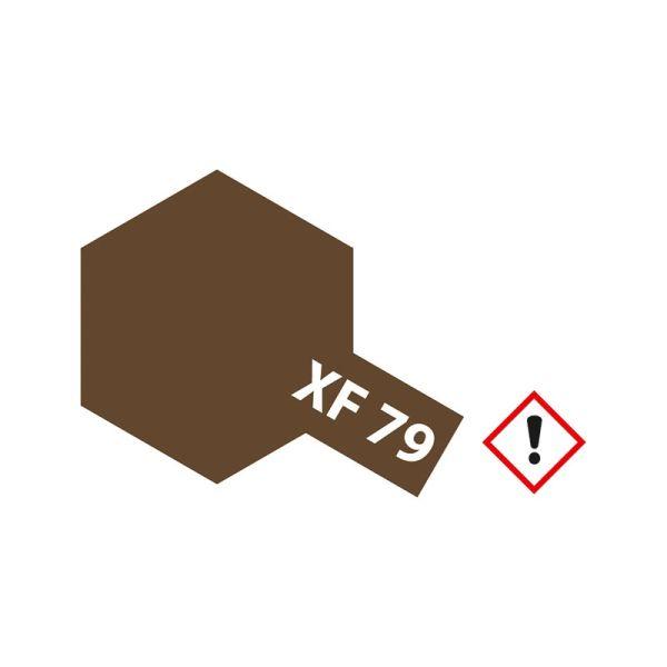 Tamiya 81779 Farbe XF-79 Linoleum Deck Braun matt 10ml