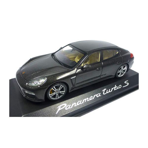 Minichamps WAP0206800E Porsche Panamera turbo S grau Maßstab 1:43