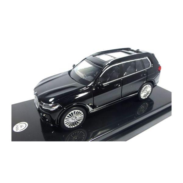 Para64 65191 BMW X7 (RHD) schwarz Maßstab 1:64