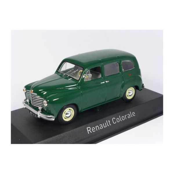Norev 519178 Renault Colorale grün 1952 Maßstab 1:43 NEU!